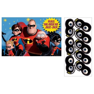 Disney Incredibles 2 Party Game