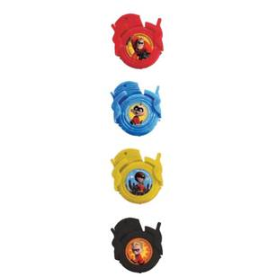 Disney Incredibles 2 Disc Shooter Favors 12 Pack