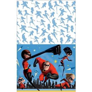 Disney Incredibles 2 Table Cover
