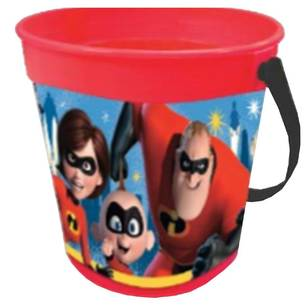 Disney Incredibles 2 Favor Container