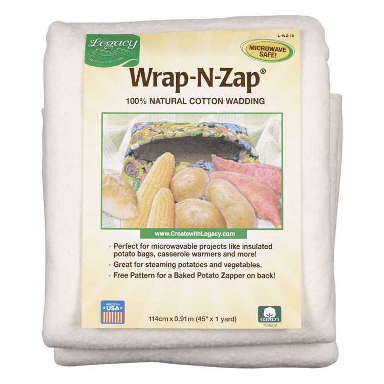 Legacy Wrap-n-Zap Wadding Pack