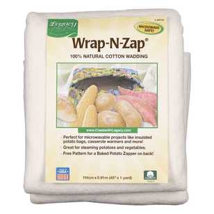 Legacy Wrap-n-Zap Wadding Pack