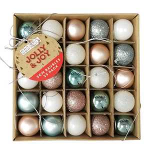 Jolly & Joy Small Bauble Pack