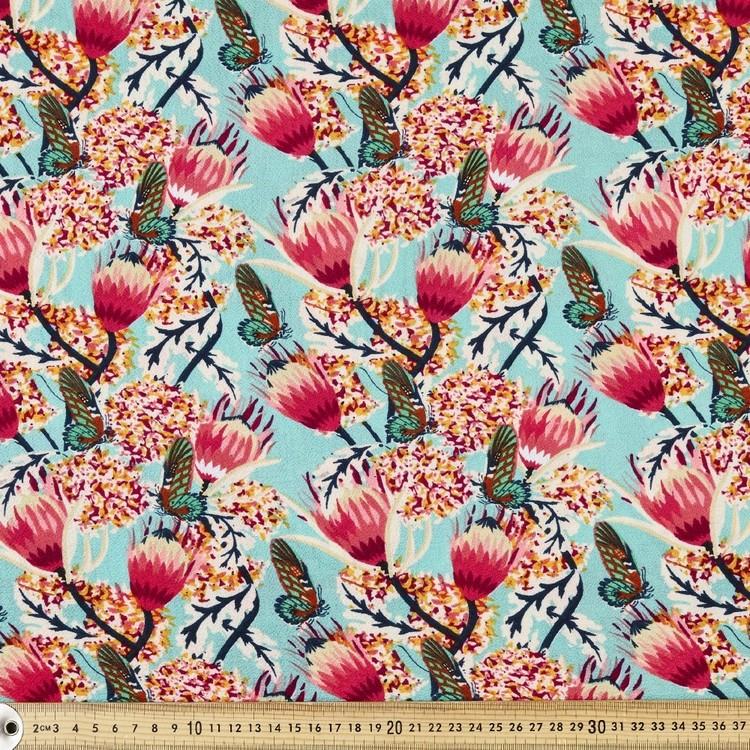 Holli Zollinger Crepe Chiffon Butterfly