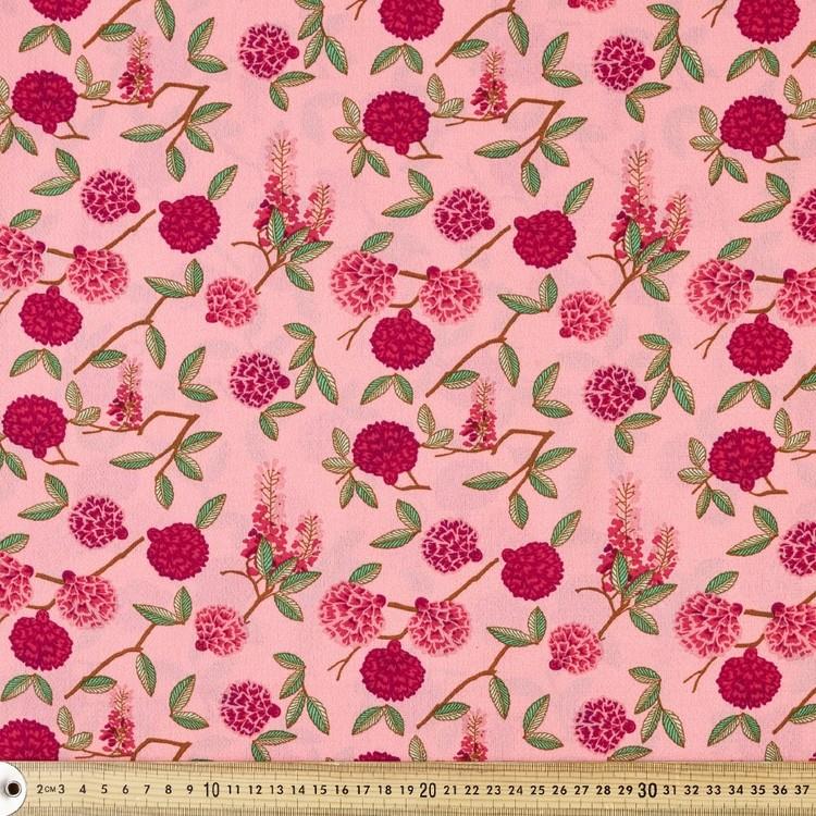 Holli Zollinger Crepe Chiffon Blossom