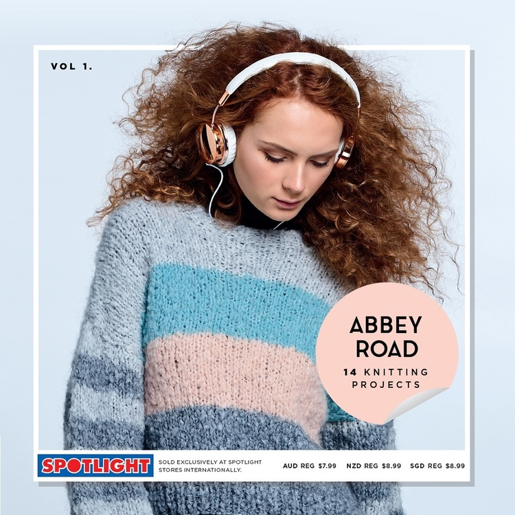 Abbey Road 1801 Pattern Book Vol 1