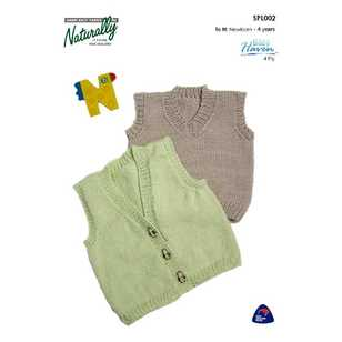 Naturally Baby Haven 4 Ply SPL002