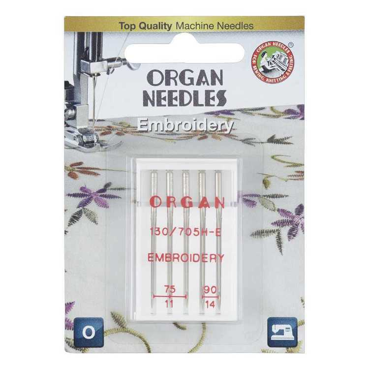 Organ Embroidery Needle