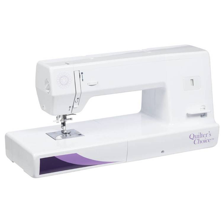 Quilter's Choice QC 300 Quilting Sewing Machine White