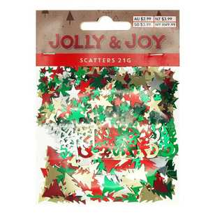 Jolly & Joy New Traditions Scatter