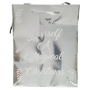 Jolly & Joy Wonderland Medium Unicorn Gift Bag
