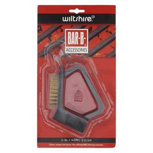 Whiltshire Barbeque 3 in 1 Brush