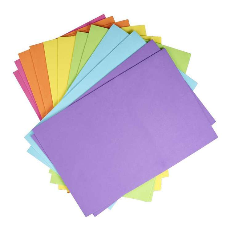 Creatology Foam Sheets Value Pack