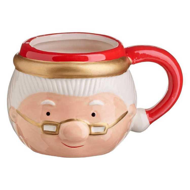 Kitch & Co Mrs Claus Mug