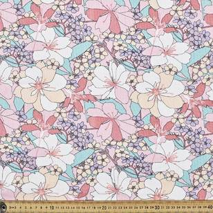 Florali Patterned Multi Purpose Fabric - Everyday Bargain