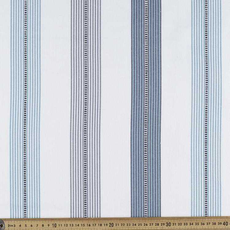 Porter Stripe Cotton Ticking