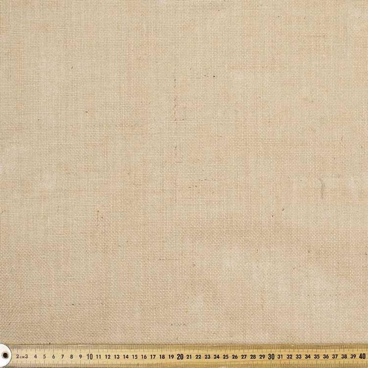 Remi Laminated Hessian Fabric