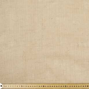 Remi Laminated Hessian Fabric