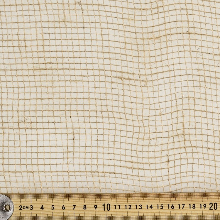 Scrimmed Hessian Fabric