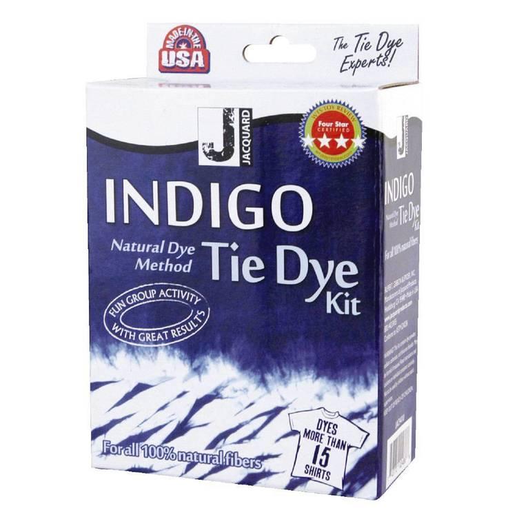 Jacquard Indigo Tie Die Kit