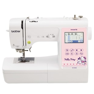 Brother NV180K Hello Kitty 3-in-1 Embroidery Machine
