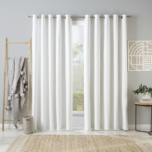 Linelle Eyelet Curtains