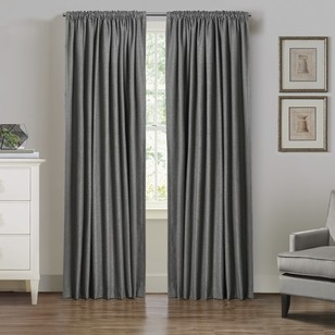 KOO Soren Pencil Pleat Curtain