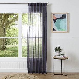 Filigree Eden Concealed Tab Sheer Curtain