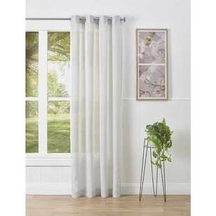 Misty Eyelet Curtain