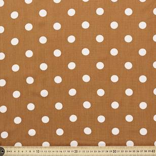 Printed Rayon Big Spot Fabric