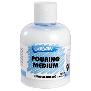 Derivan Clear 250 mL Pouring Medium