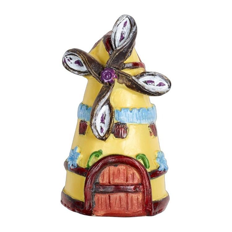 Mini Fairy Garden Windmill