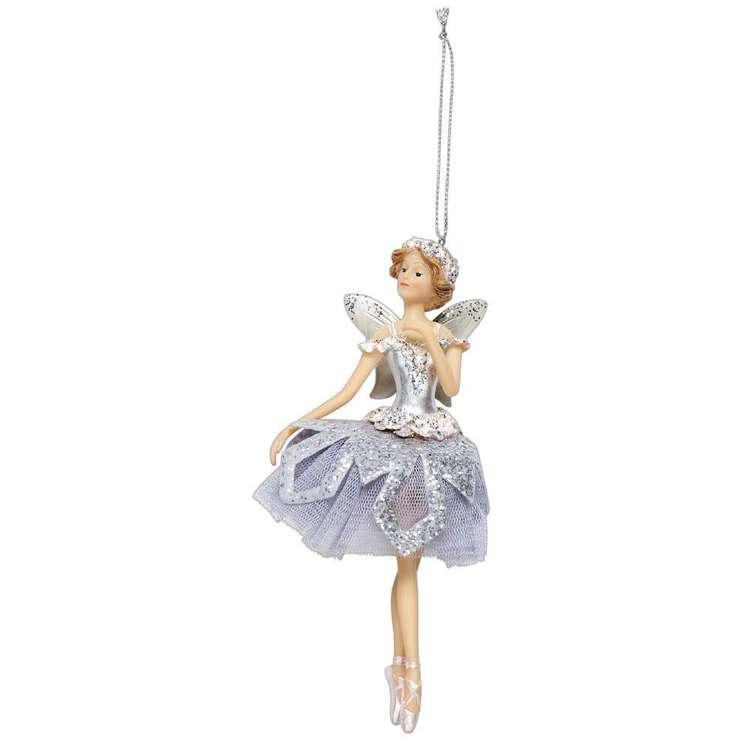 Fairy With Tulle Skirt Ornament
