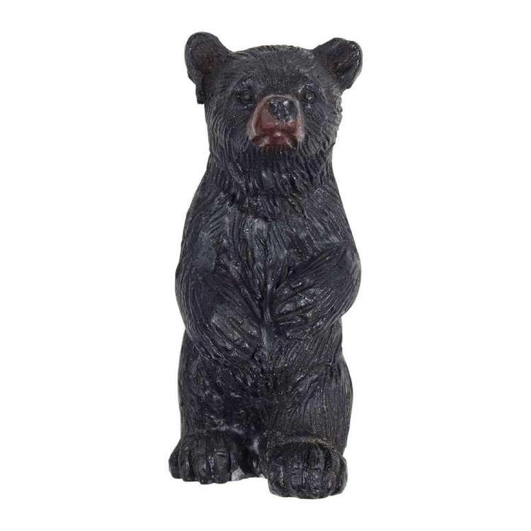 Fairy Village Standing Bear Figurine
