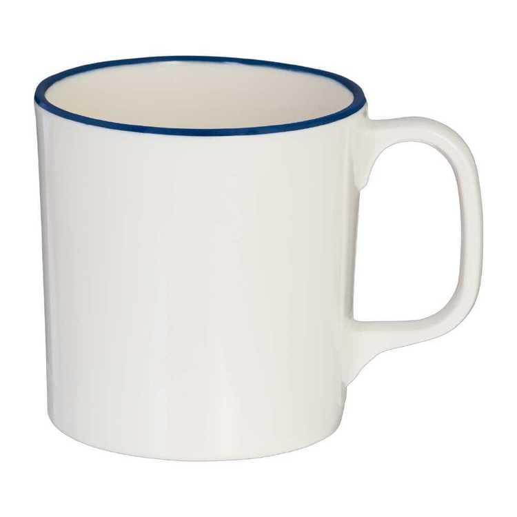 Jab Vintage Enamel Look Mug
