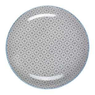 Cooper & Co Modern Farmhouse Zinnia Side Plate