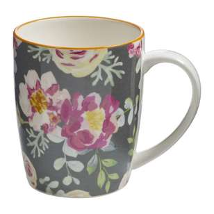 Cooper & Co Modern Daisy Farmhouse Mug
