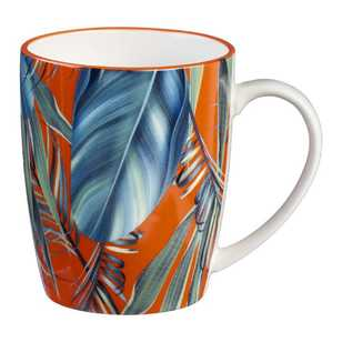 Cooper & Co Super Nature Feather Mug