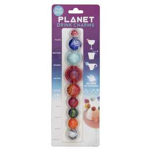 T-True Zoo Barware Planet Drink Charms