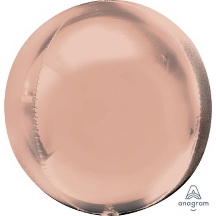 Amscan Anagram Orbz Foil Balloon