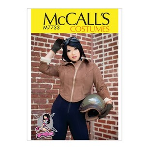 McCall's Pattern M7733 Misses' Costume