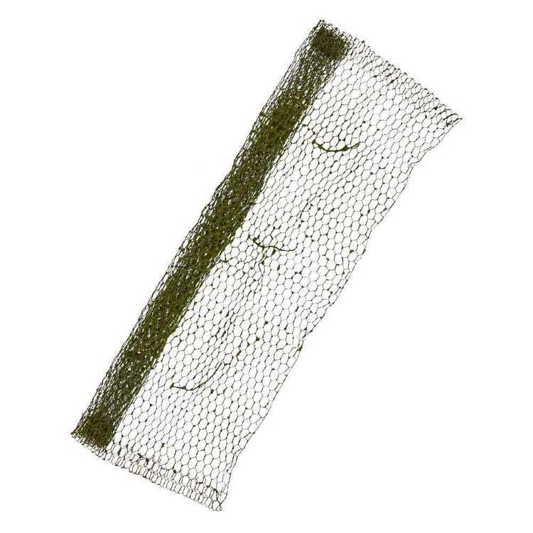 Green Stems Moss Mesh