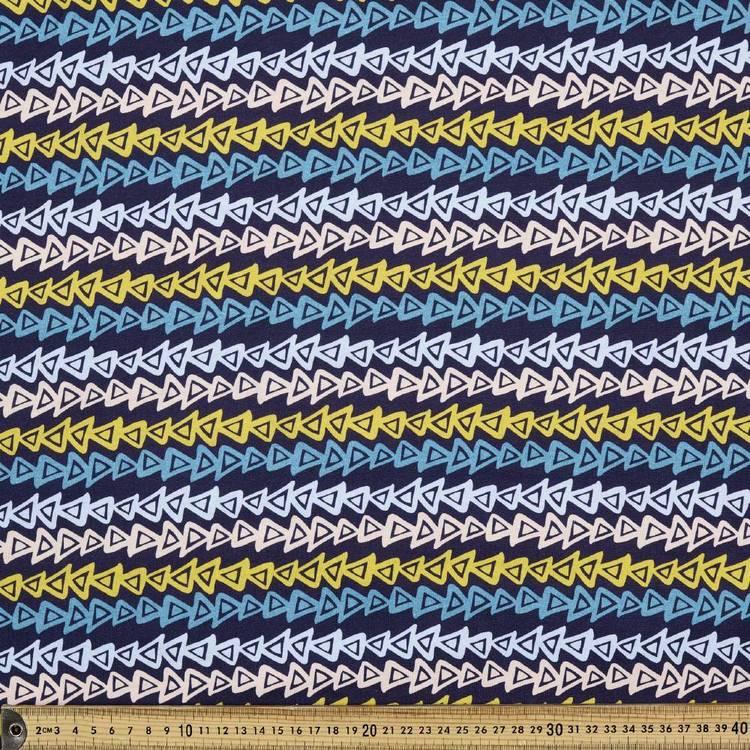 Sophia Gracias Surface Printed Organic Cotton Jersey