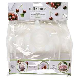 Wiltshire 3 Piece Silicone Bowl Cover