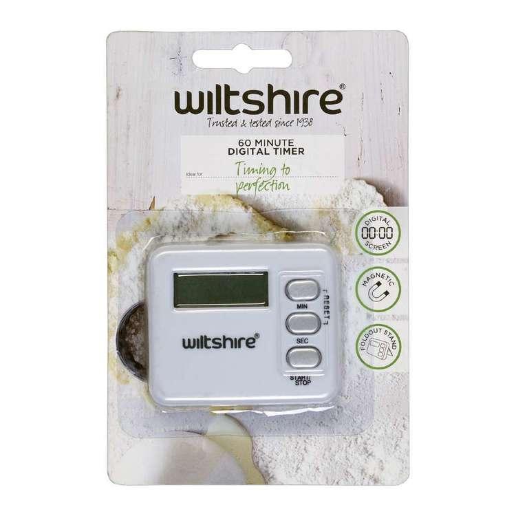 Wiltshire Digital Timer