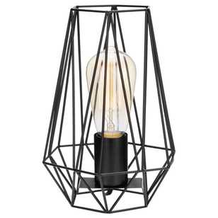 Bouclair Industrial Artefacts Wire Lamp