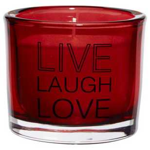 Bouclair Industrial Artefacts Love Candle