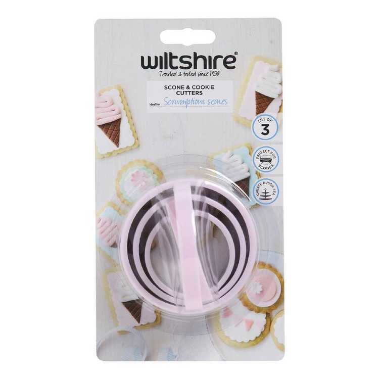 Wiltshire 3 Piece Scone Cutters