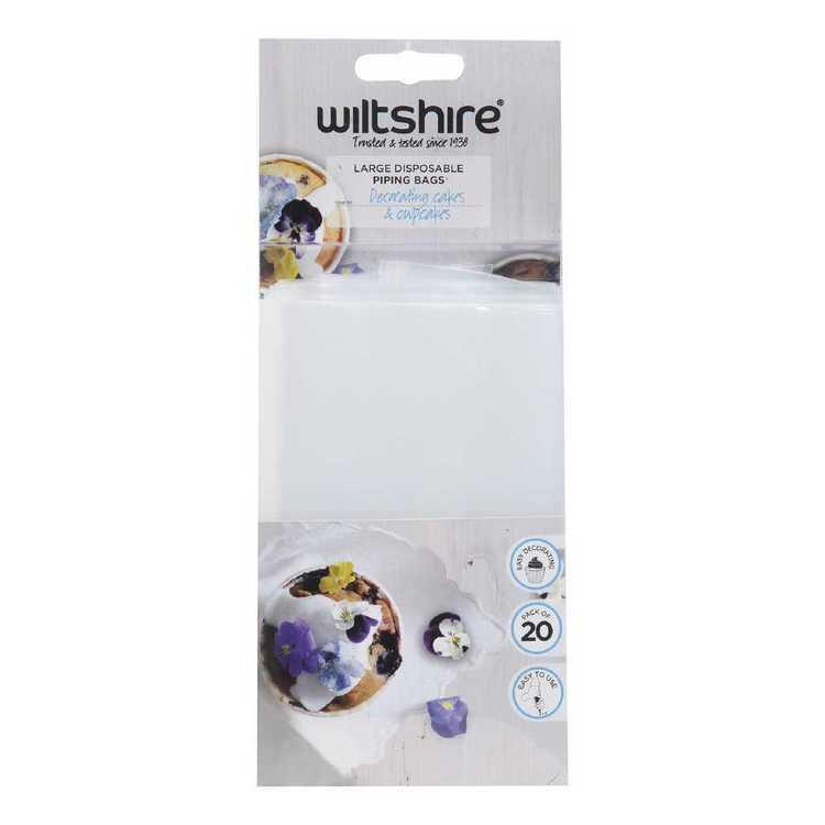Wiltshire Pack of 20 Disposbale Bags
