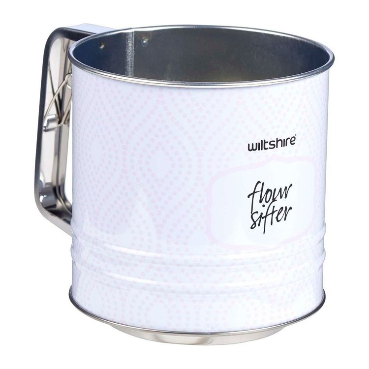 Wiltshire Tin Flour Sifter